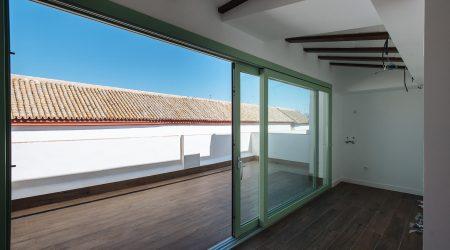 Apartamentos calle Teodosio, 87 en Sevilla. Linkgo.es